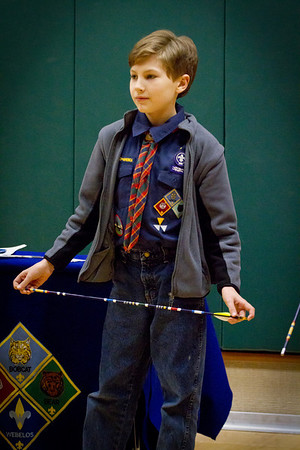 Cub Scout Pack Meetings 2011