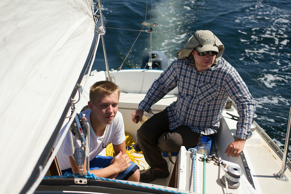 Sailing 2014 – Troop 1566 Varsity Team