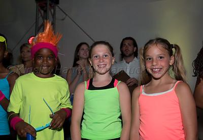 Summer Groove at Nantucket Boys & Girls Club, Nantucket, MA, August 20, 2016