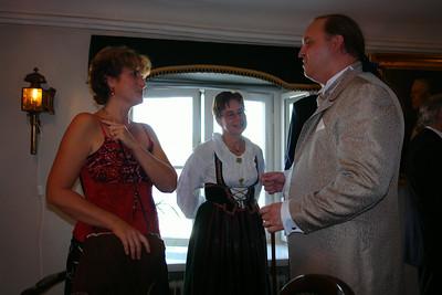 Masja, Kerstin och Mikael