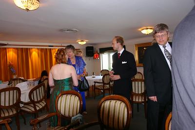 Sus, Mika, Daniel och Östen