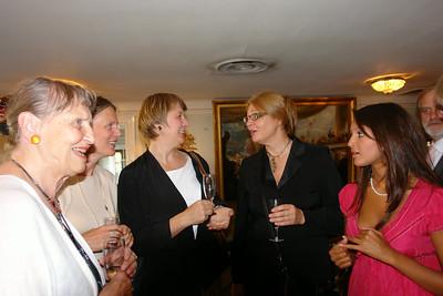 Åhlvikarna - Gun, Clara, Kerstin, Anna och Vera
