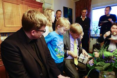 Håkan + Anders