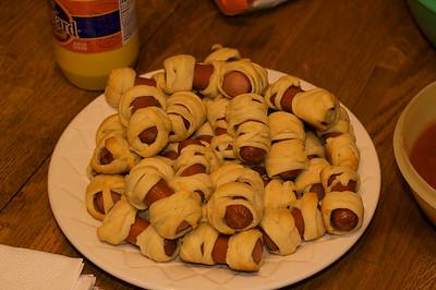 Snacks @ Halloween party