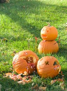 Pumpkin murder