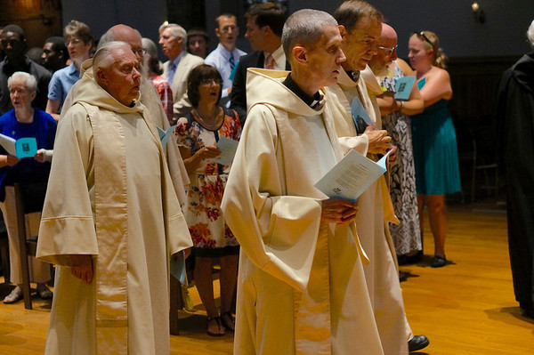 Br. Thomas's Profession of Vows