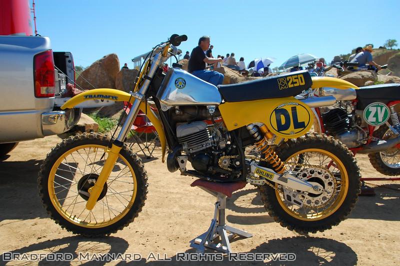 Danny LaPort's Bike