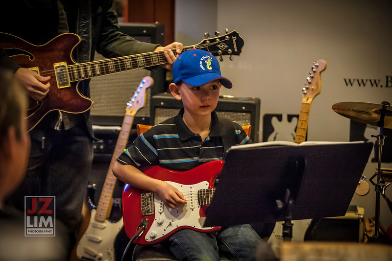Bradley School of Music held one of its music resital for their students @The Pyramid Alehouse...