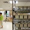 Kayla Rice/Reformer                                <br /> The new pharmacy at the Brattleboro Retreat.