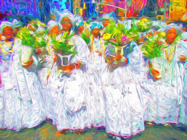 Brazil Day Lavagem da Rua 46 2012 in NYC