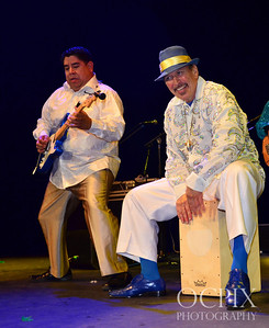 Performers at the 2014 Brazilian Carnaval at Club Nokia in Los Angeles