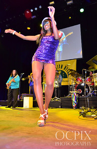 Brazilian Carnaval World Cup performance at the Club Nokia in Los Angeles. Event took place on March 1, 2014.    Note: If you buy a print or digital download, our logo will not show up.   Commercial Photo License Download is only for editorial purposes.