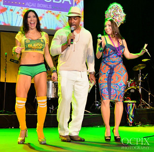 Brazilian Carnaval World Cup at Club Nokia 2014 Los Angeles