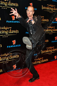 "SAN DIEGO, CA - JULY 11:  Actor Doug Jones arrives at ""The Twilight Saga: Breaking Dawn - Part 2"" VIP Comic-Con celebration at Hard Rock Hotel San Diego on July 11, 2012 in San Diego, California.  (Photo by Chelsea Lauren/WireImage)"