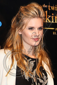 "SAN DIEGO, CA - JULY 11:  Actress Maggie Grace arrives at ""The Twilight Saga: Breaking Dawn - Part 2"" VIP Comic-Con celebration at Hard Rock Hotel San Diego on July 11, 2012 in San Diego, California.  (Photo by Chelsea Lauren/WireImage)"