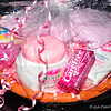 "November 8, 2011<br /> <br /> ""THINKING PINK""<br /> <br /> ""Pink is not just a color. It's an attitude."" ~ Miley Cyrus<br /> <br /> Yesterday, I received this basket at work! It was raffled during National Breast Cancer Awareness Month in October and my name was pulled.....woo hoo!! I think this is the second or third time in my entire life that I have won a gift that was raffled."