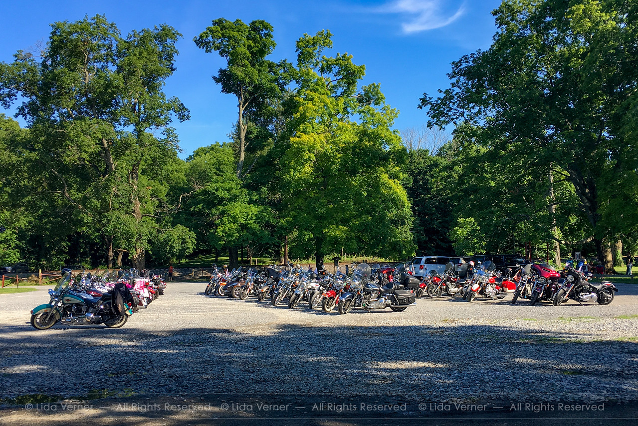 Breast Cancer Motorcycle Rally