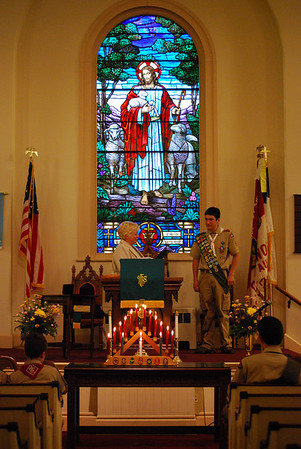 Brendan's Eagle Scout Court Of Honor