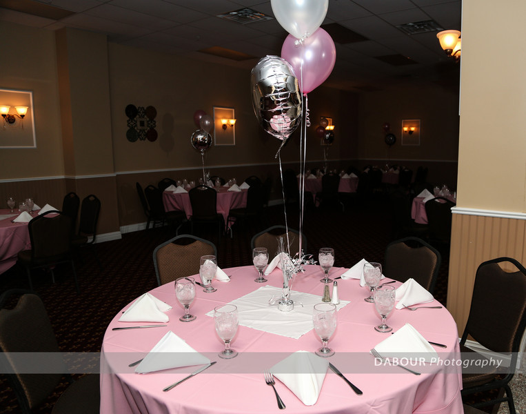 Brianna's Sweet 16 Party