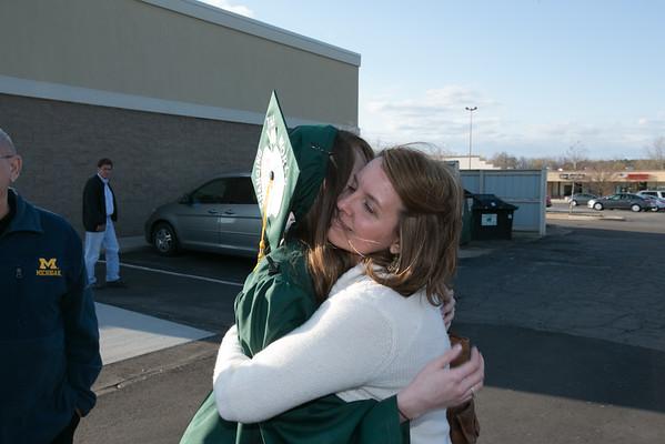 Brianne Gregware Graduation
