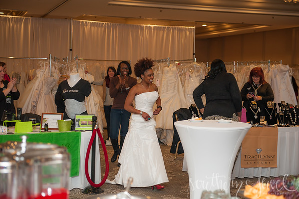 Brides Against Breast Cancer 2015
