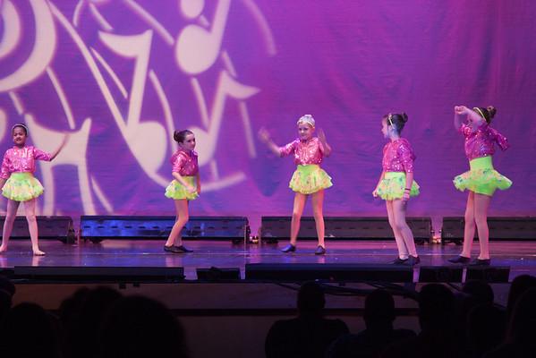 Bridget Dance Recital 2015