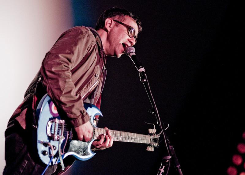 Fred Armisen (SNL, Portlandia) rocking out at the Bagdad.