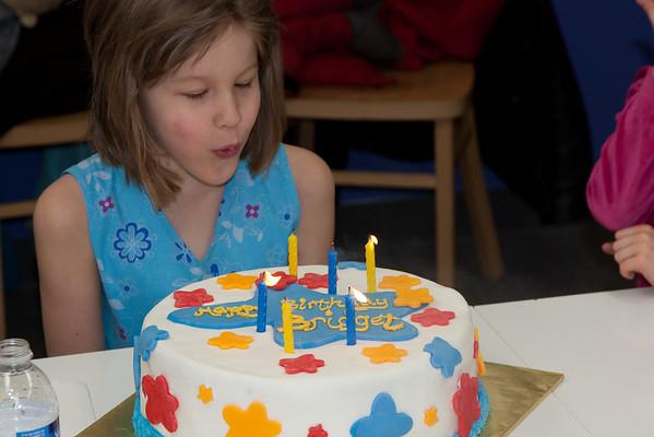 Bridget's 6th Birthday Party - 3/12/2011