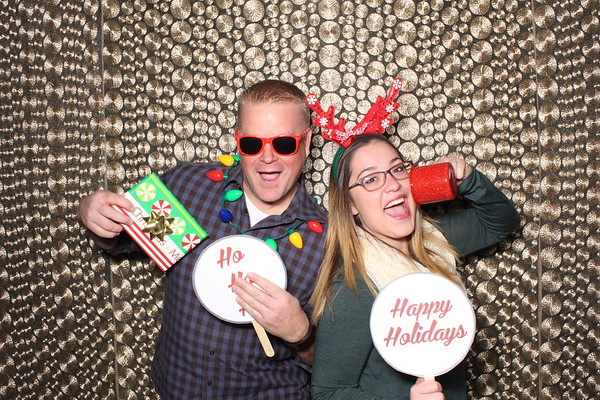 Bright Event Rentals Holiday Party