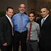 Steve Juneau, John Whorton, Eric Fernandez, Bobby Feizy (2)