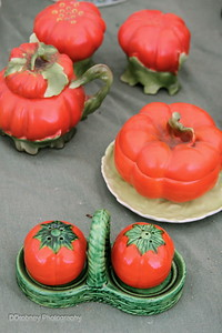 For Carole...heirloom tomato accessories!  ;-)