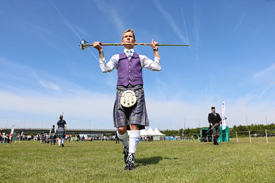 British Pipe Band Championships 2018