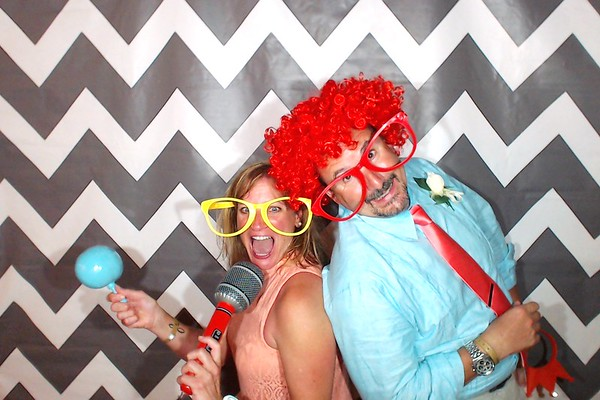 Brittany & Shane´s Photo Booth
