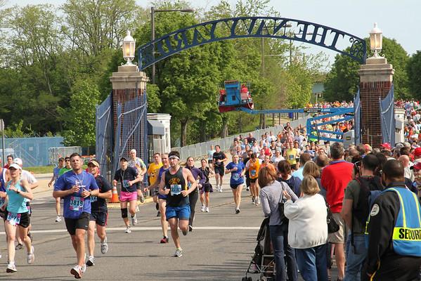 Broad Street 2011 Race in Philadelphia, PA