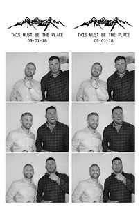 Brock & April 9/01/18