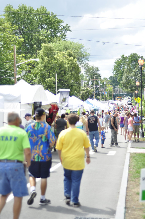 Brockport Arts Fest 2012