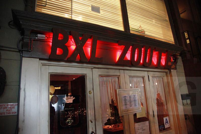 Oscar Party at BXL ZOUTE