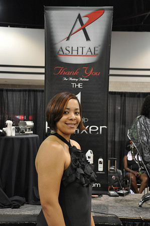 Bronner Brother's Hair Show 2010