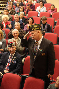 WW2 Bronze Star/Gold Medal Ceremony