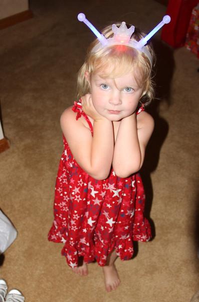 Brooke's 4th Birthday