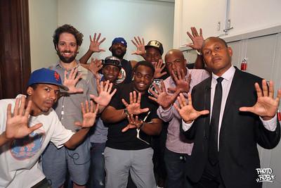 Brooklyn Bodega: Told It First Hand. Wes Jackson, Kevin Powell, Scott Stedman, Ralph McDaniels, and Dj Rob Swift.