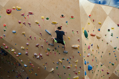 Grand Opening of Brooklyn Boulders
