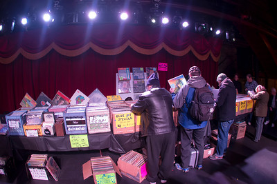 Brooklyn Bowl Record Show
