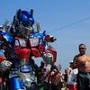 Brooklyn Optimus Prime