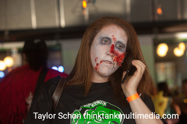 Brooklyn Zombie Crawl 2013