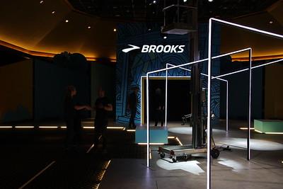 Fashionshow Brooks Sports