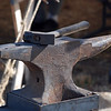 A blacksmiths tools.
