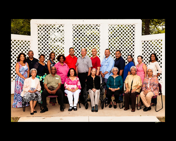 Broussard Family reunion 2014 Fort Worth, Tx4