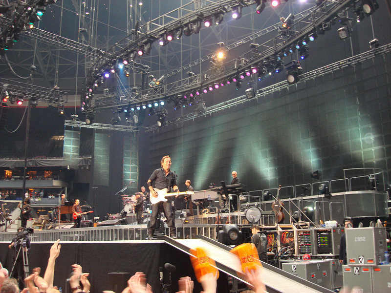 Bruce Springsteen in Amsterdam, 18 June 2008
