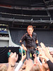 Bruce Springsteen in Amsterdam, 18 June 2008.